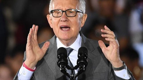 Reid: 'I Don't Think We Can Afford' the Time Impeachment Proceedings Would Take Up