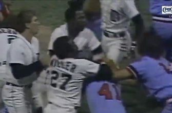 Remembering the 1982 Tigers-Twins Brawl (VIDEO)