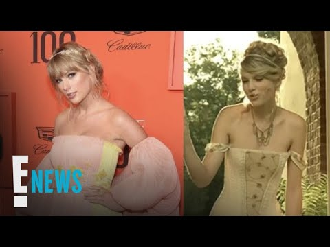 """Taylor Swift Channels """"Love Story"""" Music Video at TIME 100 Gala 