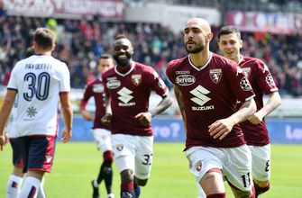 Torino's European push halted by 1-1 draw against Cagliari