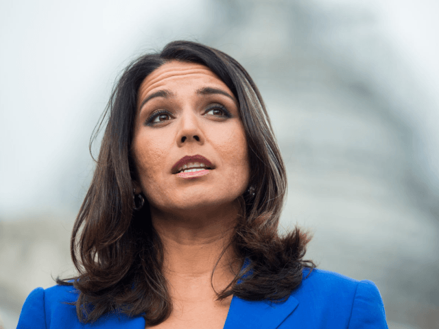 Tulsi Gabbard: Trump, 'Al-Qaeda's Big Brother,' Turned U.S. into 'Prostitute' of the Saudis