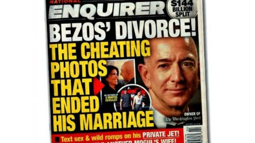 Virgil: The National Enquirer Has Lost Its Pecker—How Did That Happen?