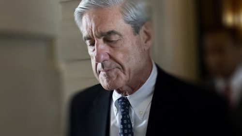 Washington Braces for Release of the Mueller Report