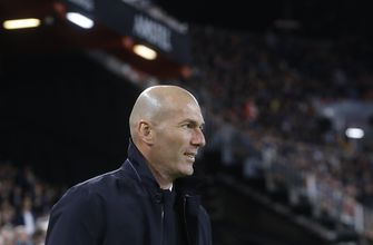 Zidane says Madrid set to make changes after poor season