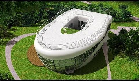 10 Most Unusual Homes in the World