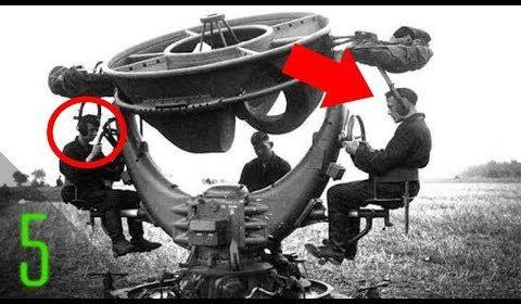 5 Strangest Inventions of World War I