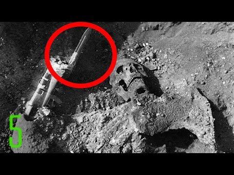 5 Strangest Skeletons Ever Unearthed