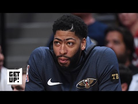 Anthony Davis' trade value declines the longer the Pelicans wait – Tom Thibodeau | Get Up!