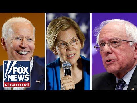 Are Trump's attacks benefiting 2020 Democrats?