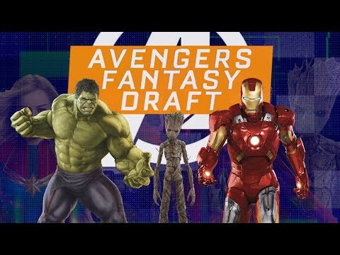 Avengers Fantasy Draft: Robert Downey Jr., the Russo Brothers and Matthew Berry assemble their teams