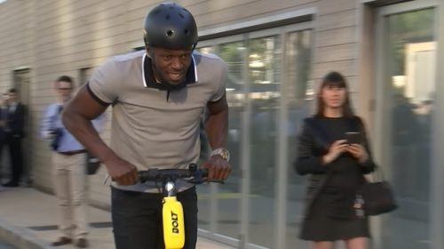Bolt unveils new electric scooter model in Paris