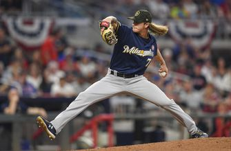 Brewers lose to Braves on walk-off home run in 10th inning
