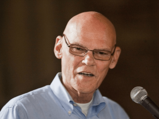 Carville: Biden 'Represents Stability' to Dems, Not 'Generational Change'