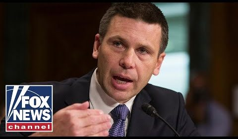 DHS Secretary McAleenan grilled on Capitol Hill over Trump's border budget