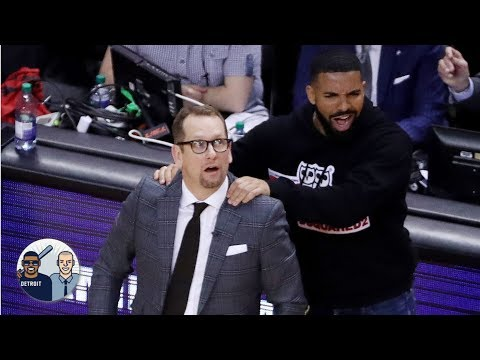 Did Drake go too far with Raptors coach Nick Nurse? | Jalen & Jacoby