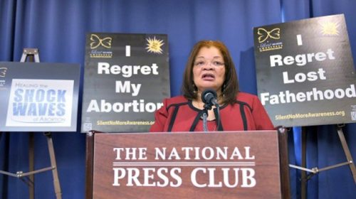Exclusive -- Alveda King: New Abortion Laws Are 'not to Punish Women, but to Give the Baby Civil Rights'