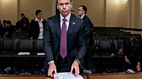 Exclusive--McAleenan Protects Kirstjen Nielsen's DHS 'Swamp' Culture