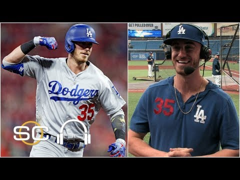 How Cody Bellinger's approach to the plate has helped his historic run | SC with SVP