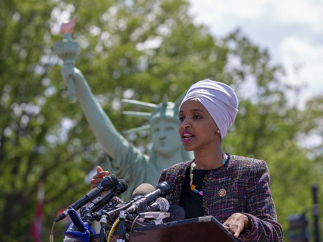Ilhan Omar: U.S. Strategy in Syria Taking 'Cues' from Russia, Turkey, Israel