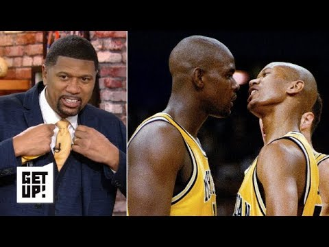 Jalen Rose says the Fab Five's discord is over with Juwan Howard's hiring at Michigan | Get Up!