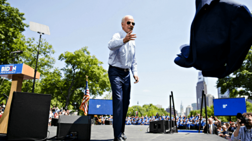 Joe Biden's Top Climate Plank Is Beat Donald Trump