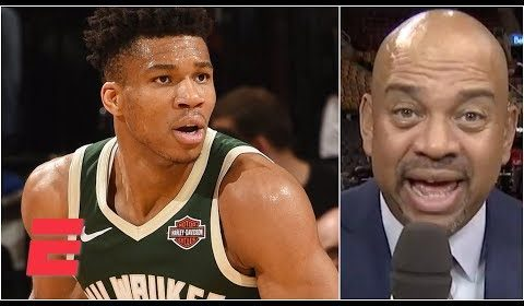 Kawhi, Raptors adjustments caused Giannis to struggle in Game 3 - Michael Wilbon | SportsCenter