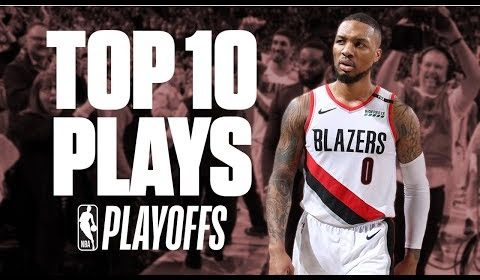 Kawhi's buzzer-beater, Lillard's long ball and the Top 10 plays of the 2019 NBA Playoffs | ESPN
