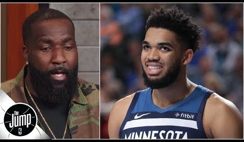 Kendrick Perkins upset over All-NBA 3rd team center: Who'd you rather start a team with? | The Jump