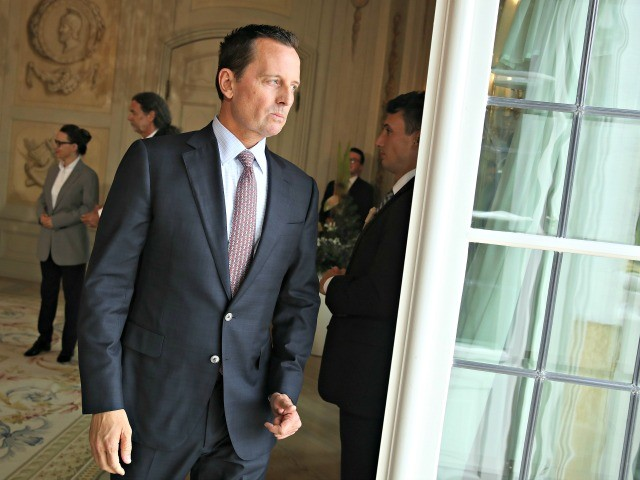 Kirk: Ambassador Grenell Brilliantly Implements the MAGA Agenda Abroad