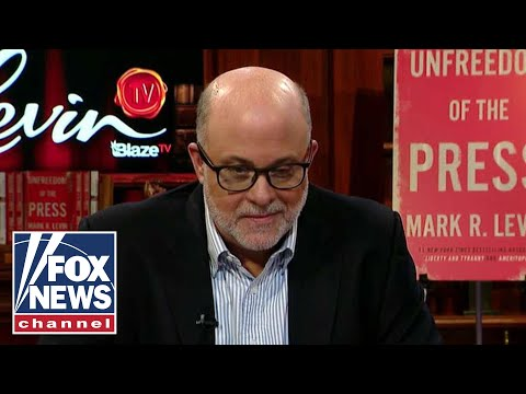 Mark Levin talks Comey 'antics,' bias in mainstream media