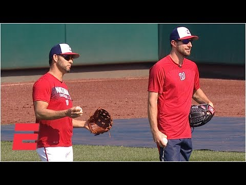 Max Scherzer can't throw Anibal Sanchez's 'Butterfly' curveball | Baseball Tonight