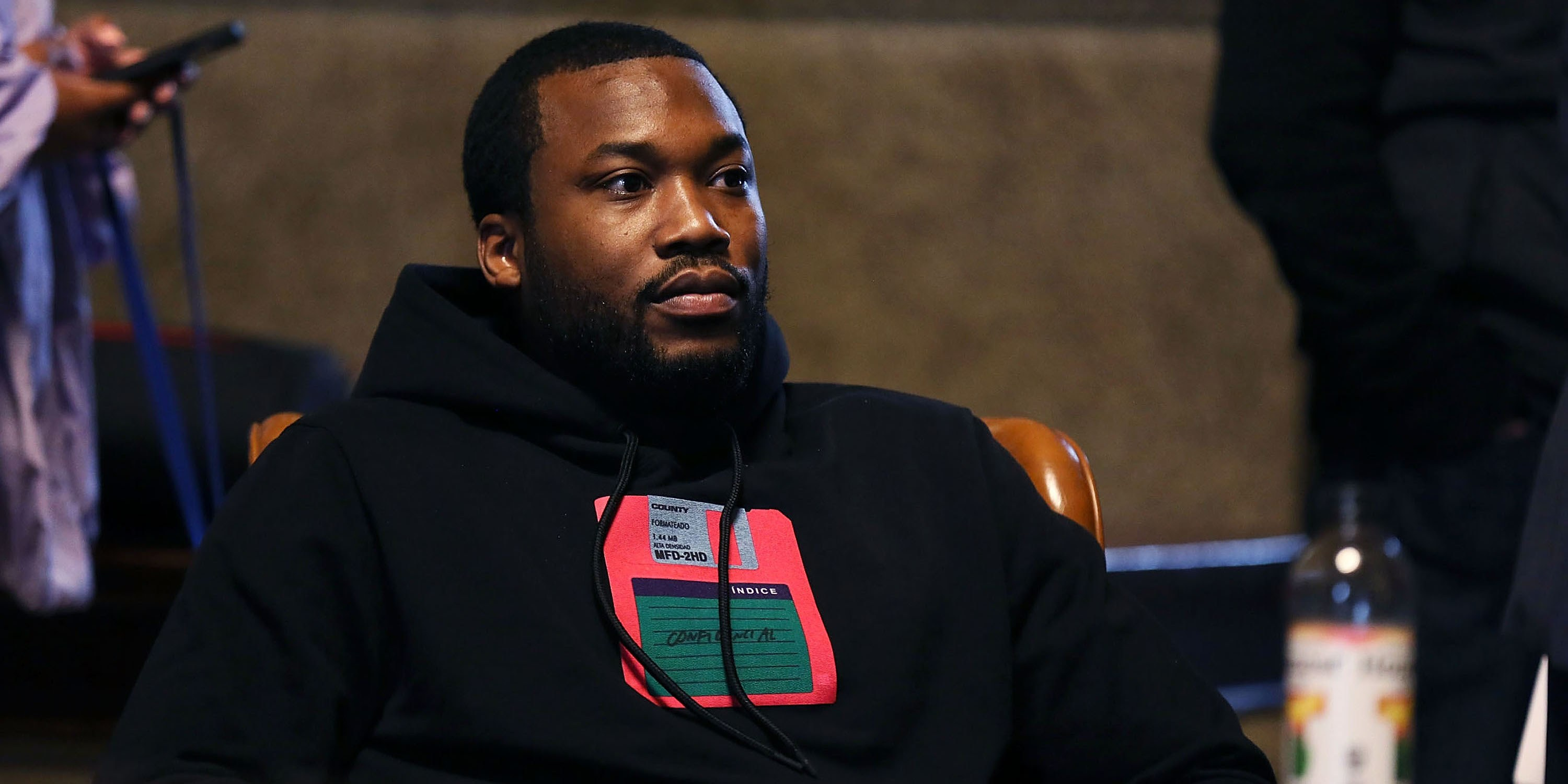 "Meek Mill Says He Was Turned Away From Las Vegas Hotel for ""Trespassing,"" Calls Out ""Extreme Racist"" Behavior"
