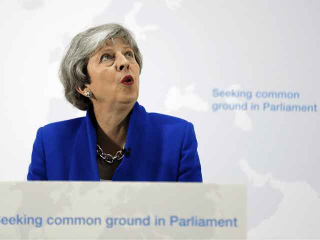 Reports: Theresa May Could Announce Resignation in Days