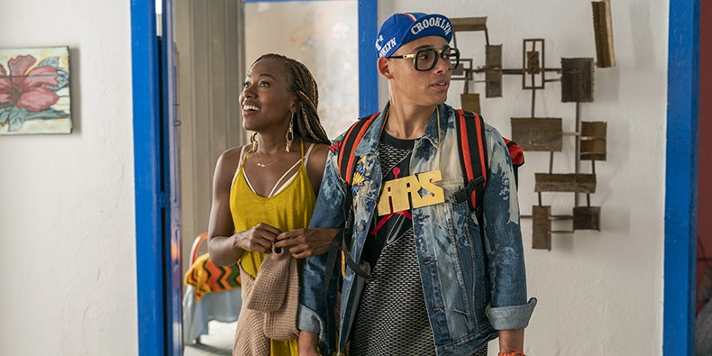"Spike Lee Details ""She's Gotta Have It"" Season 2 Soundtrack: Frank Ocean, Prince, More"