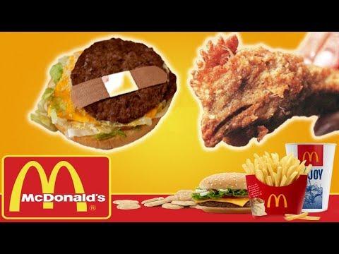 Top 10 Disgusting Things People Found in Fast Food