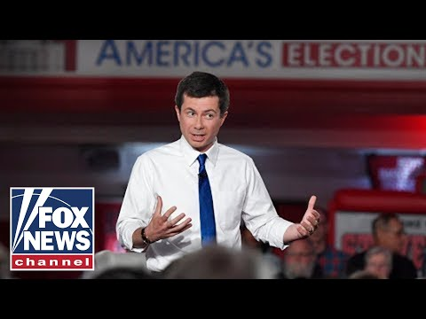 Town Hall with Pete Buttigieg | Part 1