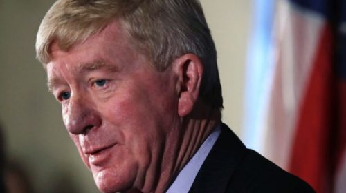 Trump Primary Challenger Weld: POTUS 'Would Prefer Aryan Nation'
