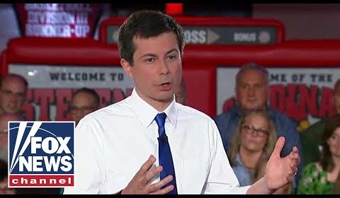 US needs higher standard for deploying troops: Buttigieg