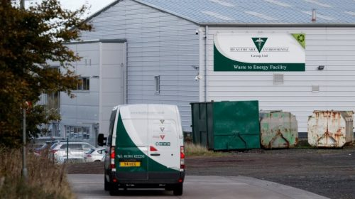 Waste collection costs double after firm's collapse