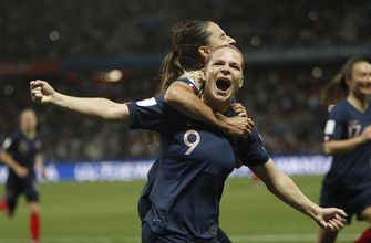 France looking to close out World Cup group play undefeated