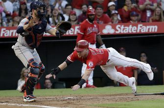 LEADING OFF: Angels streaking, Homer's odyssey, Reds-Cubs