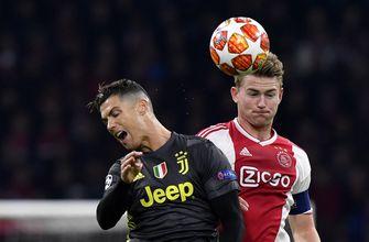 Prized defender De Ligt undergoing medical with Juventus