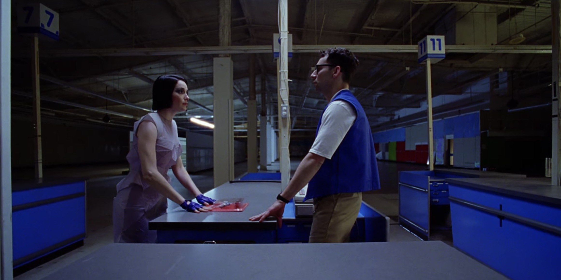 St. Vincent Stars in Video From Jack Antonoff's New Band: Watch