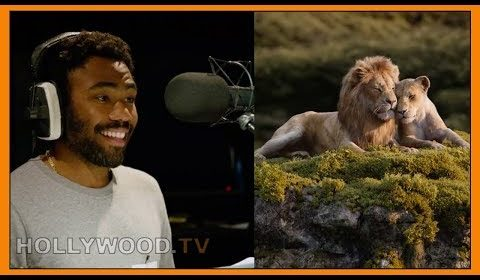 The STARS of The Lion King talk about getting into character! - Hollywood TV