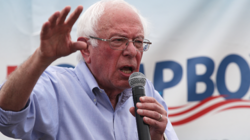 Bernie Wants to End Cash Bail: 'Hundreds of Thousands' in Jail 'Convicted of Nothing'