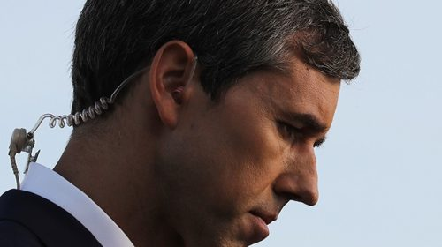 Beto O'Rourke: Latinos Feel Like They Have 'Target on Their Back' Thanks to Trump