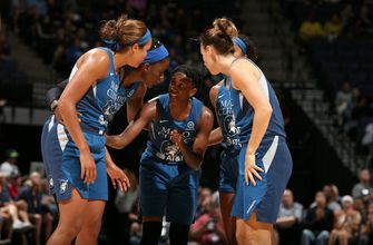 Collier, Robinson lead Lynx past Aces 98-77