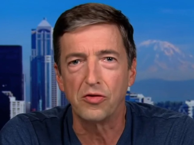 Ron Reagan: 'Sociopath' Trump 'Does Not Belong in This Office'