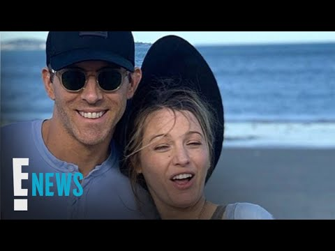 Ryan Reynolds Trolls Pregnant Wife Blake Lively on Her 32nd Birthday | E! News