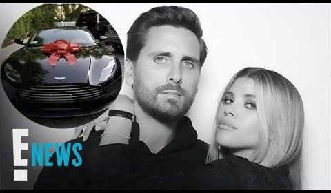 Scott Disick Gifts Sofia Richie $200K Luxury Car for 21st Birthday | E! News
